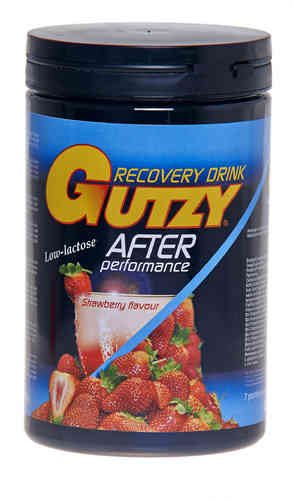 Gutzy Recovery Drink Mansikka 450g